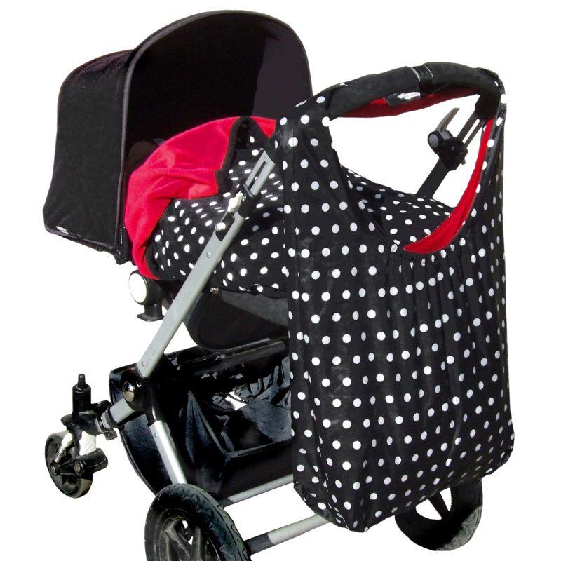 Elodie details Strollershopper™ fra elodie details - rockabilly dot på babygear.dk