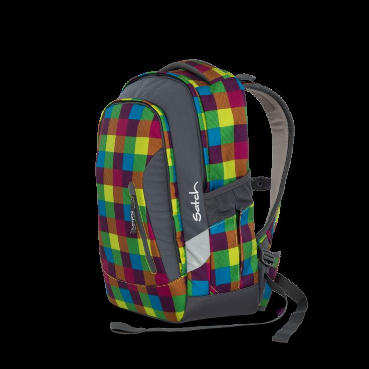 Skoletaske rygsæk - satch sleek - beach leach (24l) fra Satch på babygear.dk